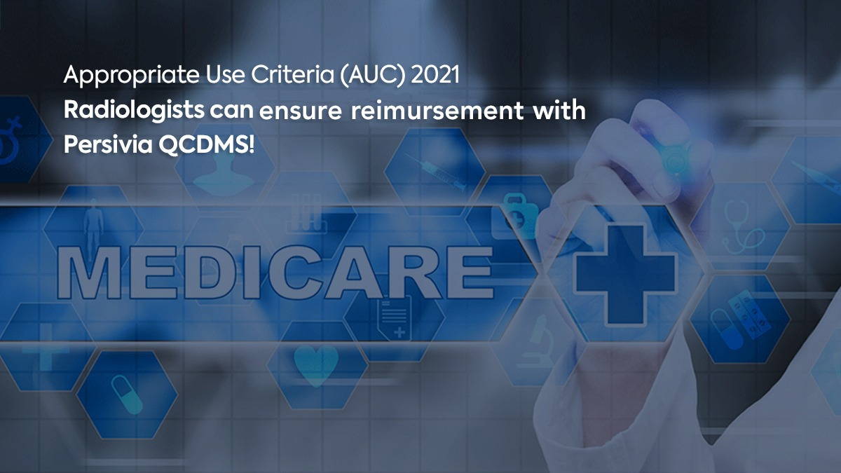 Comply with AUC program with Persivias QCDSM